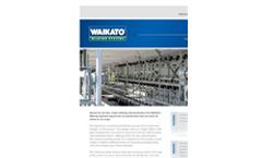Waikato - Model Supa4 - Herringbone Systems Brochure