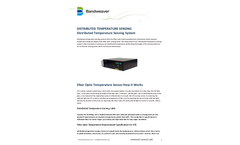 Bandweaver - Distributed Temperature Sensing System (DTS) Brochure