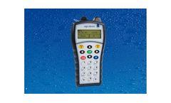 Agrident - Model APR500 E - Portable Handheld Reader