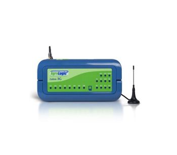 AgroLogic Cellink - Model 3G - Stand-Alone Advanced GSM Cellular Alarm and Information System