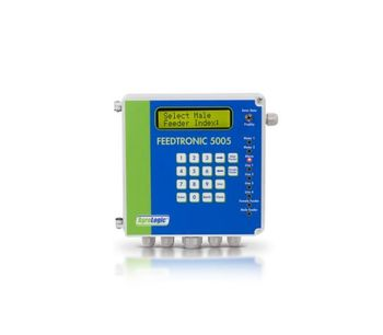 AgroLogic - Model 5005 - Ultimate Electronic Silo Weighing System