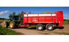 Annaburger TeleLine - Vehicle Combination for Transporting Silage