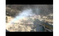 Dust Control System DCT Open-Cast mining.mp4 - Video