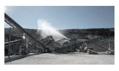 Emission Control Systems for Opencast Mines and Quarries