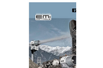 V22 - Dust Abatement Sprayers - Brochure