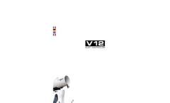 V12 Dust Abatement Sprayers - Brochure