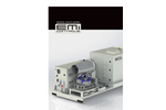 EmiControls - Model V12SM - Dust Abatement Sprayers - Brochure