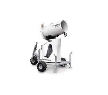 EmiControls - Model V12 - Dust Abatement Sprayers