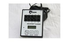 Delvotest - Model SP-NT MiniS - Dual Incubator