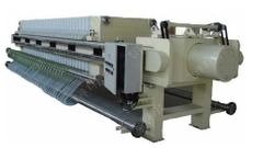 Flying - Model PP - Mixed Pack Membrane Filter Press