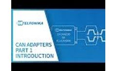 Teltonika CAN Adapters Part 1: Introduction Video