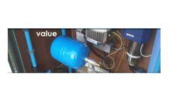 Pumped & Pressurised Systems