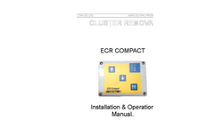 Model ECR Compact - Automatic Cluster Removal Control Unit Manual