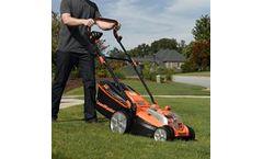 Cordless - Model CLMB4016K - 40V Lawn Mower