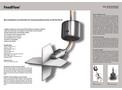 FeedFlow - Pendulum Current Meter - Brochure