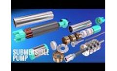 How do Submersible Pumps Work ? Video