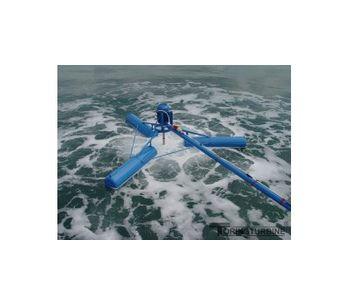 Model TT200 - Floating Surface Turbine Aerator