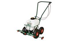 Walkover - Model AZT01 - Greenkeeper Walkover Sprayer