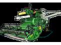 Standard - Model S-390 - Tractor Driven Harvester Combine