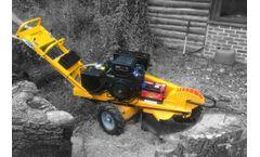 Predator - Model P460 - Stump Grinders