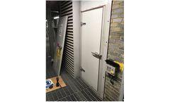 Colchester - Acoustic Doors