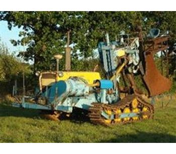 Self-Propelled Chain Trencher-1
