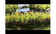 Phil Brown Welding - 2014 New Apple Harvester - Video