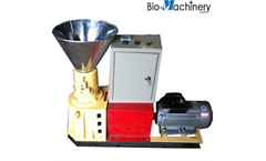 Biomass Machinery - Model SKJ120 - Mini Feed Pellet Machine