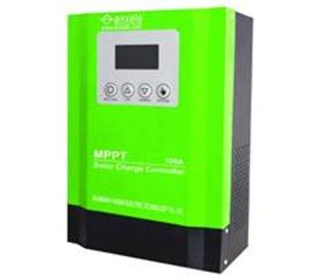 Anxele - Model NMH-100A - MPPT Solar Charge Controller