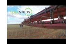 Weedit Optical Spot Spray Technology Video
