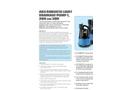 ABS Robusta - 200-TS - Auto 10m 230V Water Pump - Spec Sheet