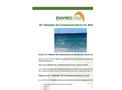 Eviro-USA - Model 38 Inch - Inflatable Oil Containment Boom for Shoreline