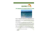 Eviro-USA - Model 38 Inch - Inflatable Oil Containment Boom for Shoreline Datasheet