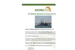 Enviro-USA - Model 36 Inch - Offshore Standard Oil Containment Boom Datasheet