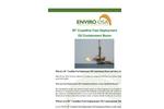 Enviro-USA - Model 30 Inch - Coastline Fast Deployment Oil Containment Boom Datasheet
