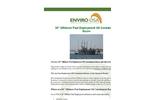 Enviro-USA Economy - Model 36 Inch - Offshore Fast Deployment Oil Containment Boom Datasheet
