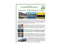 Silt & Sediment Control Products Brochure