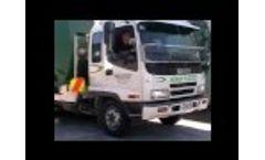 Delivery of Devan Water Tanks Video