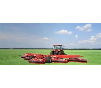 Farm Mowers for Trimax Turf & Sod - Agriculture - Landscape