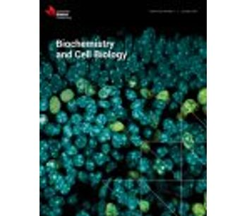 Biochemistry and Cell Biology