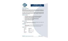 EPIZYM - Model DP - 1026 - Drain & Grease Trap Cleaner - Datasheet