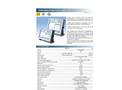 PUE 5 Touchscreen Spec