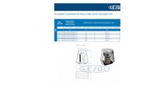 Lesol - Model TGM - Sustainer - Datasheet