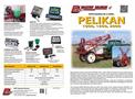 Pelikan - Model 1000, 1500 & 2000 - Field Sprayers Brochure