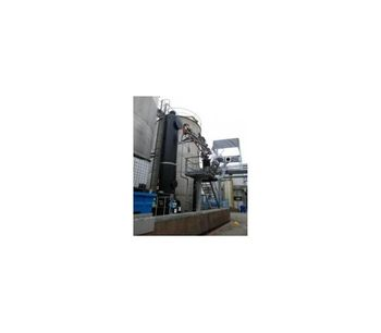 TASK - Chemical Gas Scrubbers for Industrial Emission Treatment System