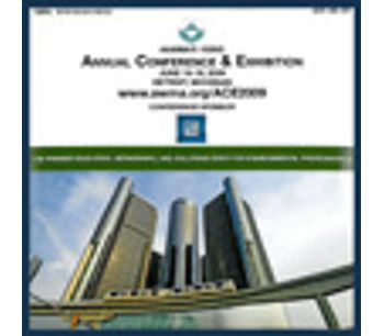 2009 (102nd) A&WMA Annual Conference