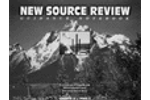 New Source Review Guidance Notebooks (5 volume set)