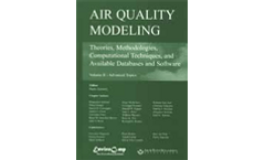 Air Quality Modeling, Vol. II
