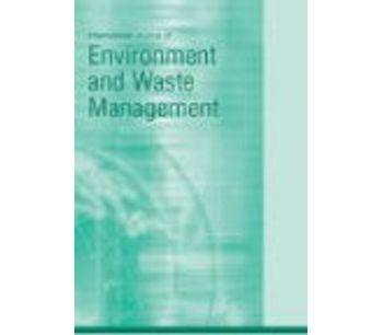 International Journal of Environment and Waste Management  (IJEWM)