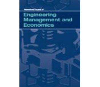International Journal of Engineering Management and Economics (IJEME)